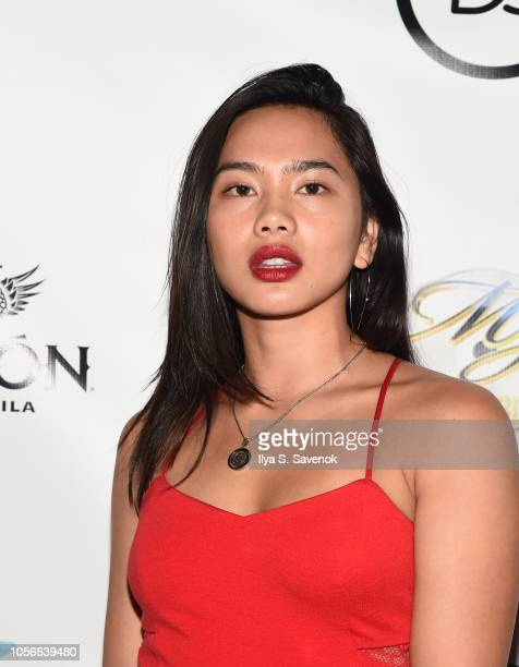 Joanna Pauline Attends Dinner With Dani Launch Party At The Mezzanine On November   In