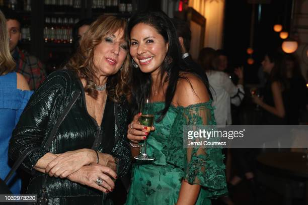 Joanna Plafsky and Meriam Al Rashid attend the The Kindergarten Teacher premiere during 2018 Toronto International Film Festival at Roy Thomson Hall...