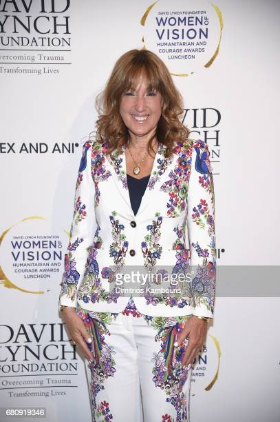 "Joanna Plafsky attends David Lynch Foundation Hosts ""Women of Vision Awards"" at 583 Park Avenue on May 9 2017 in New York City"