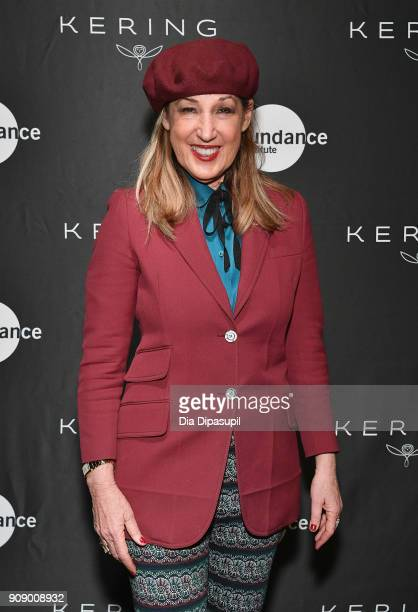 Joanna Plafsky attends The Women In Motion Program at The Claim Jumper on January 22 2018 in Park City Utah
