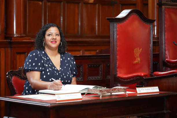 GBR: Joanne Anderson Takes Oath As Liverpool City Mayor