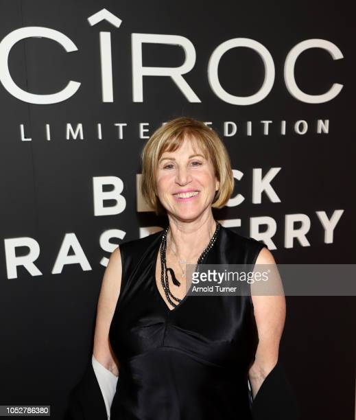 Joanne Baron attends the ZEUS New Series Premiere Party X CIROC Black Raspberry on October 19 2018 in Burbank California