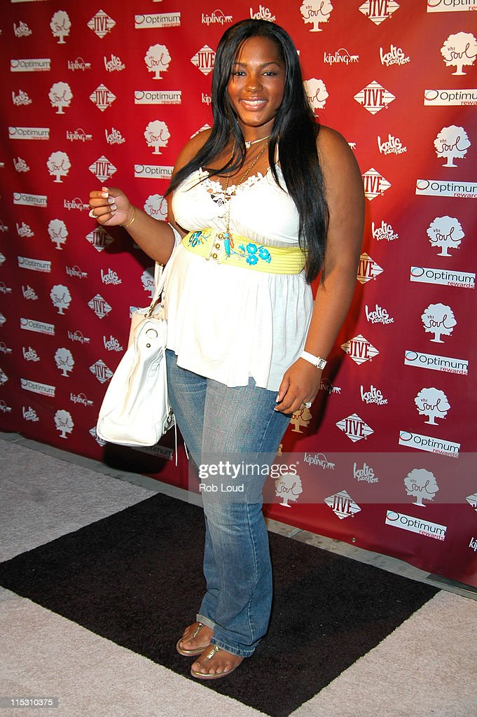 JoAnne Borgella during Kelis and VH1 Soul Present: The Summer of Soul Party at Crobar in New York City, New York, United States.
