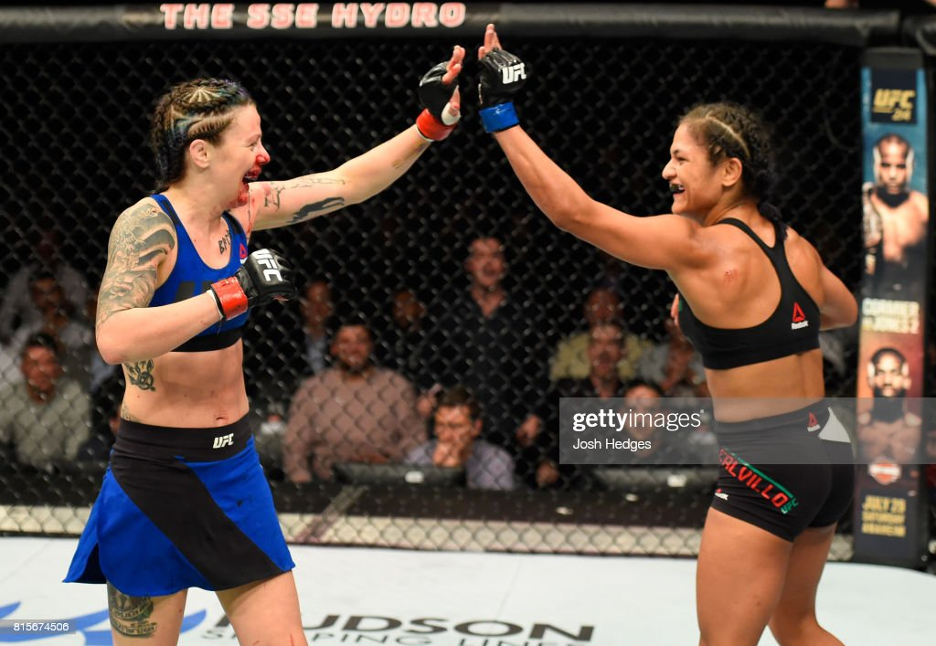 UFC Fight Night: Calderwood v Calvillo : ニュース写真