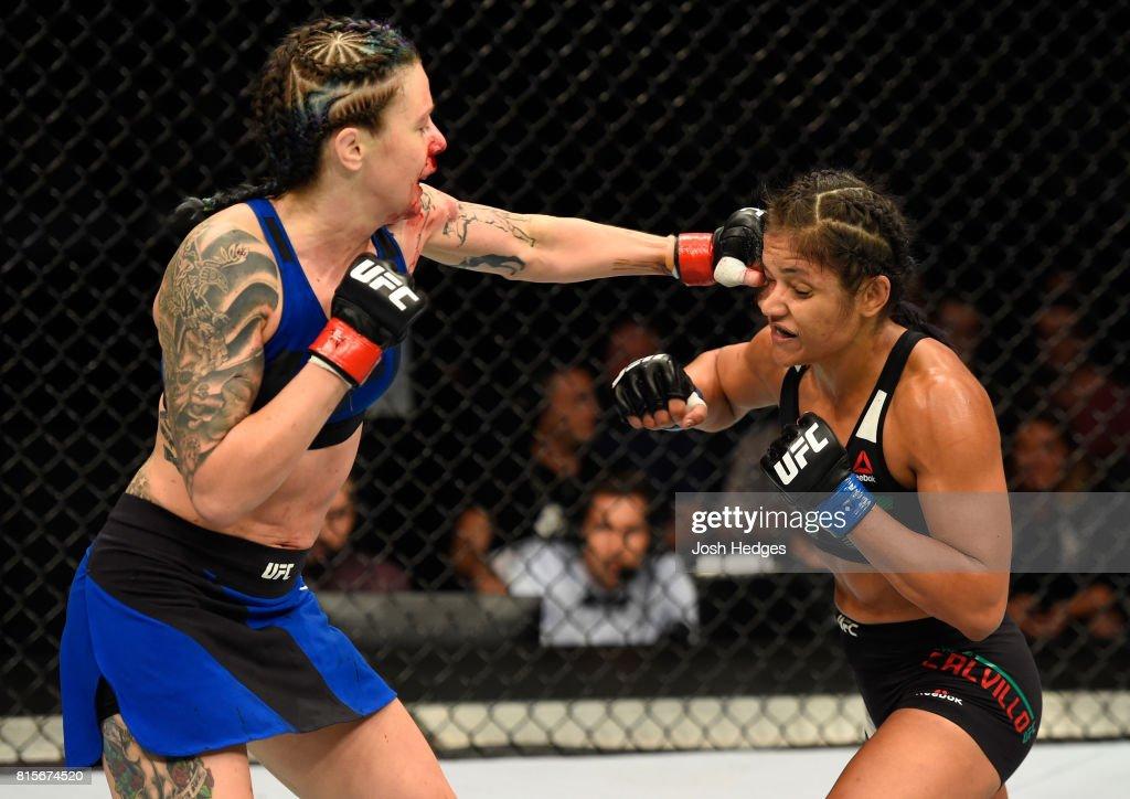 UFC Fight Night: Nelson v Ponzinibbio