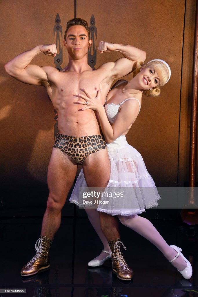 GBR: Richard O'Brien's Rocky Horror Show In London