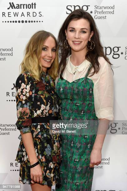 Joanna Froggatt and Aisling Bea attend as Marriott International celebrates worldclass loyalty programme with event including exclusive performance...