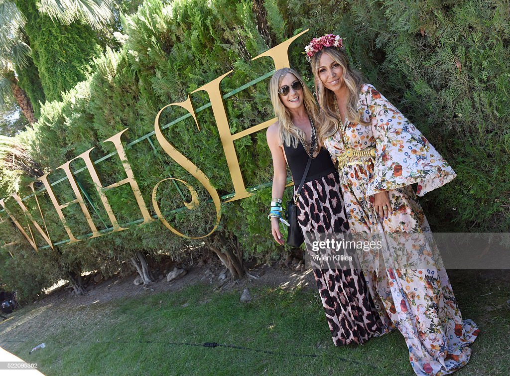The Las Vegas #WHHSH Music Lounge Palm Springs During Coachella - Day 2 : News Photo