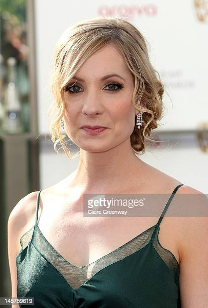 Joanne Froggatt attends The Arqiva British Academy Television Awards 2012 at The Royal Festival Hall on May 27 2012 in London England