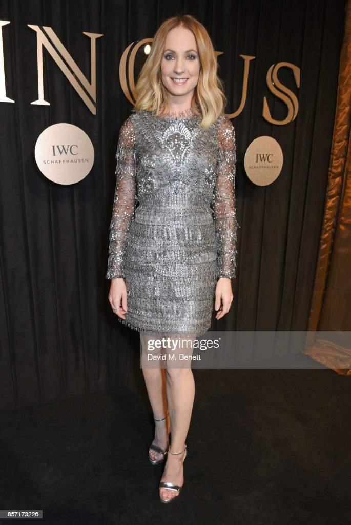Joanne Froggatt attends the BFI and IWC Luminous Gala at The Guildhall on October 3, 2017 in London, England.