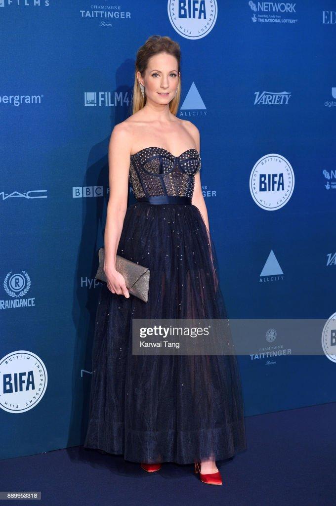 Joanne Froggatt attends the British Independent Film Awards held at Old Billingsgate on December 10, 2017 in London, England.