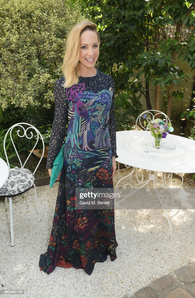 Joanne Froggatt attends the Paul Smith SS19 VIP dinner during Paris Fashion Week at Hotel Particulier Montmartre on June 24, 2018 in Paris, France.