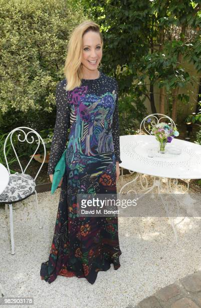 Joanne Froggatt attends the Paul Smith SS19 VIP dinner during Paris Fashion Week at Hotel Particulier Montmartre on June 24 2018 in Paris France