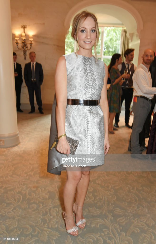 Joanne Froggatt attends The South Bank Sky Arts Awards drinks reception at The Savoy Hotel on July 9, 2017 in London, England.