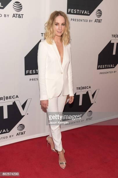Joanne Froggatt attends the Tribeca TV Festival series premiere of Liar at Cinepolis Chelsea on September 23 2017 in New York City