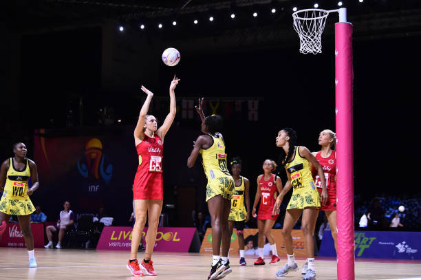 GBR: Vitality Netball World Cup - Day Four