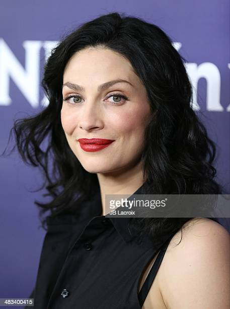 Joanne Kelly attends the NBC/Universal's 2014 Summer Press Day held at the Langham Hotel on April 8 2014 in Passadena California