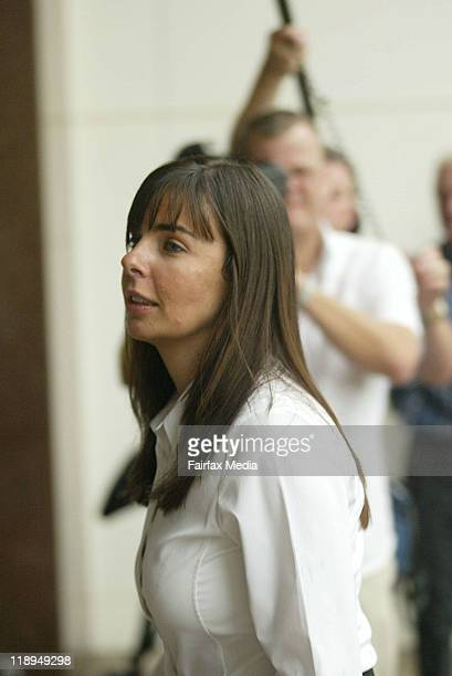 Joanne Lees is seen on December 13 2005 in Darwin Australia July 14 2011 marks the ten year anniversary of the disappearance of British backpacker...