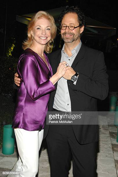 Joanne Leonhardt Cassullo and Adam Weinberg attend DAVID YURMAN and THE WHITNEY MUSEUM host 'OUT OF THE ARCHIVES' at The Sagamore on December 5 2007...