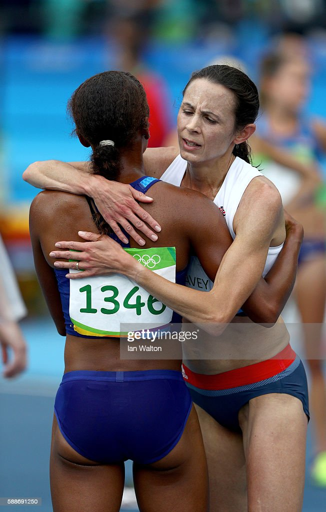 Athletics - Olympics: Day 7 : News Photo