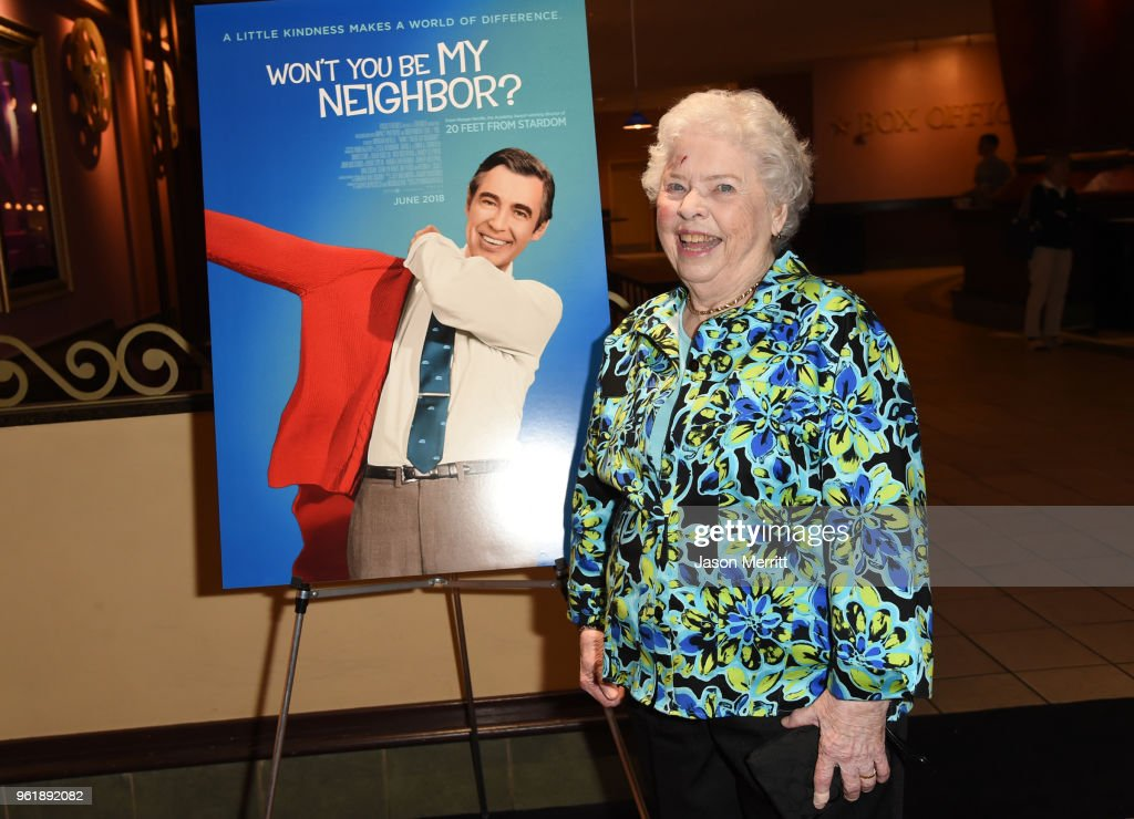 "Special Screening Of ""Won't You Be My Neighbor?"""
