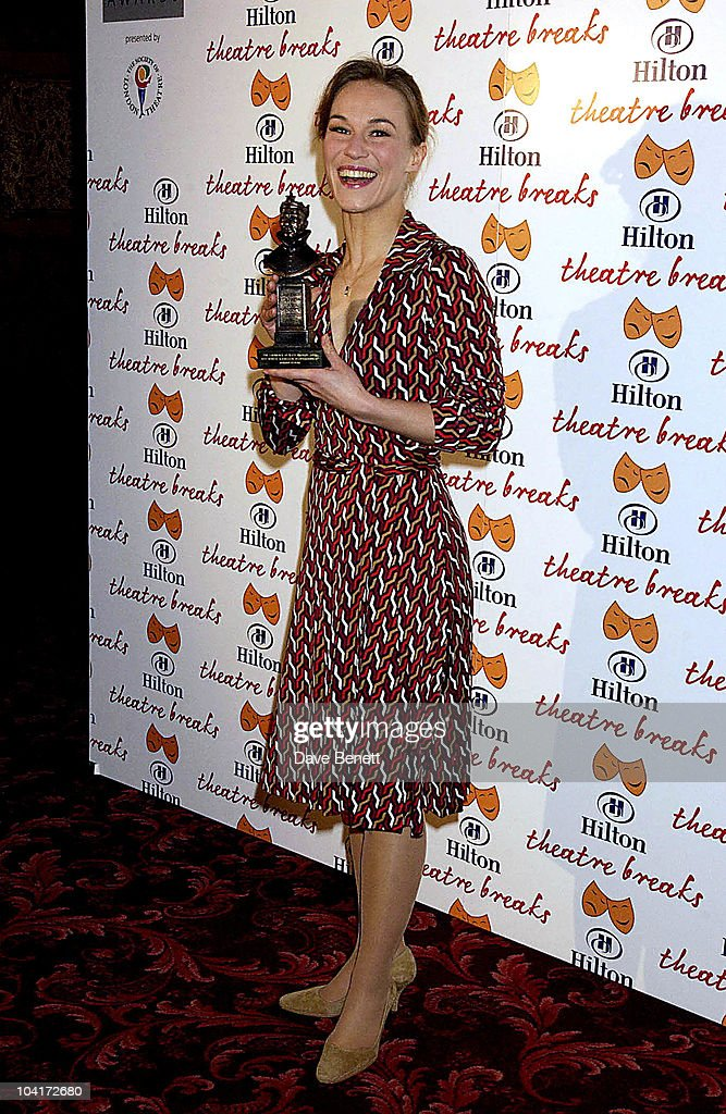 Joanne Ryder, The Laurence Olivier Theatre Awards 2003 Held At The Lyceum Theatre In London