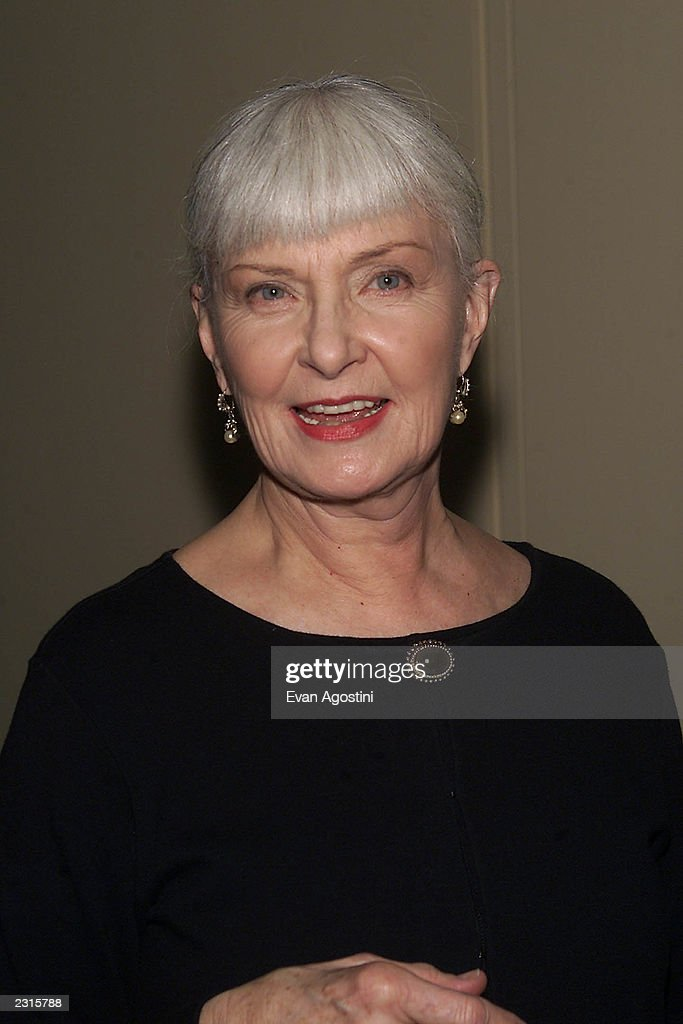 Joanne Woodward after 'The World Of Nick Adams' all-star celebrity benefit performance at Avery Fisher Hall, Lincoln Center in New York City. . Photo: Evan Agostini/ImageDirect