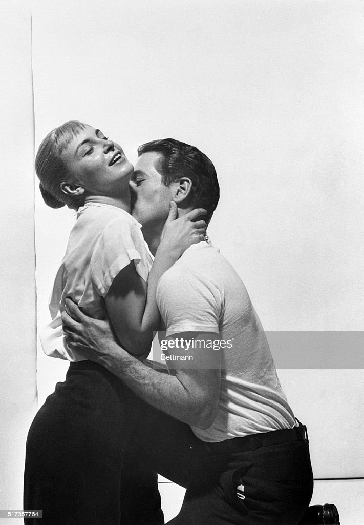 Joanne Woodward and Paul Newman : ニュース写真