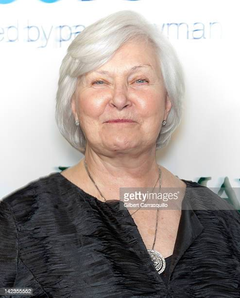 Joanne Woodward attends a Celebration of Paul Newman's Dream to benefit Paul Newman's Association of Hole in the Wall Camps at Avery Fisher Hall...
