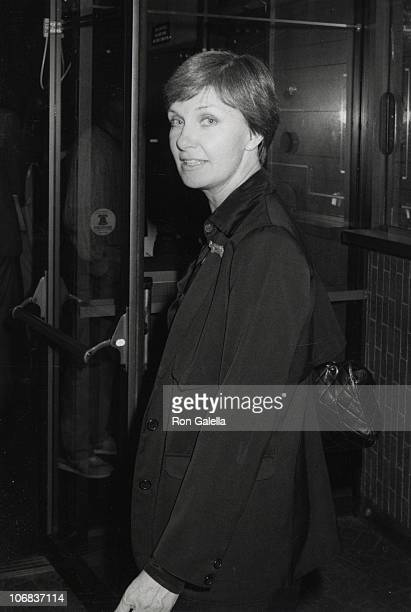 Joanne Woodward during Joanne Woodward sighting at the Writers Guild theater during the Scott Newman Drug Abuse Prevention Awards February 4 1981 at...