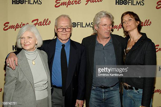 Joanne Woodward Paul Newman Richard Gere and Carey Lowell