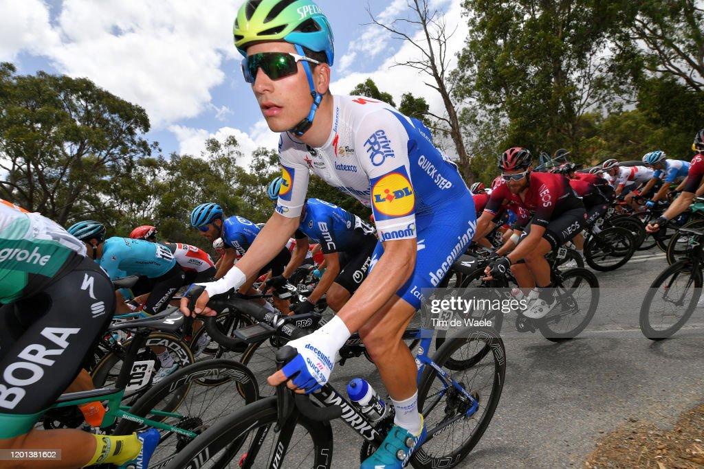 22nd Santos Tour Down Under 2020 - Stage 3 : ニュース写真
