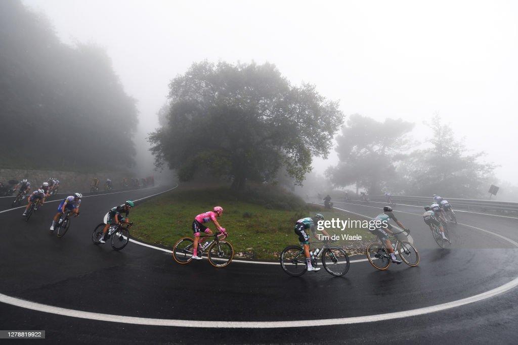 103rd Giro d'Italia 2020 - Stage Four : News Photo
