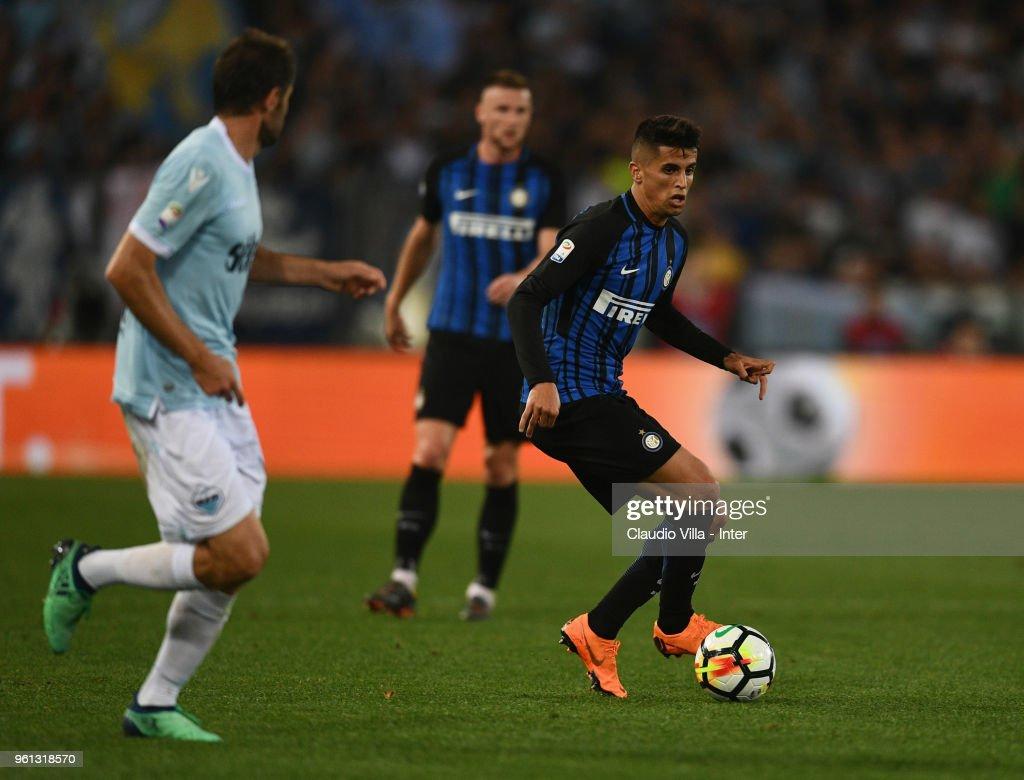 SS Lazio v FC Internazionale - Serie A : News Photo