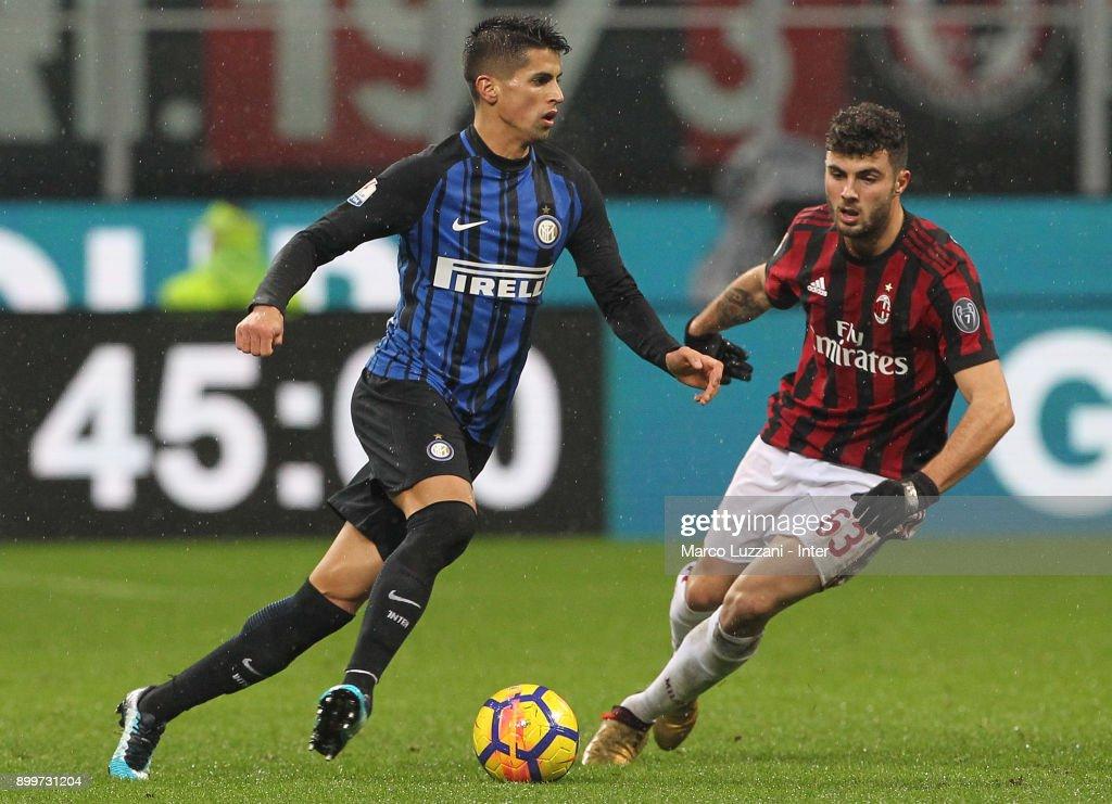 AC Milan v FC Internazionale - TIM Cup : Foto di attualità