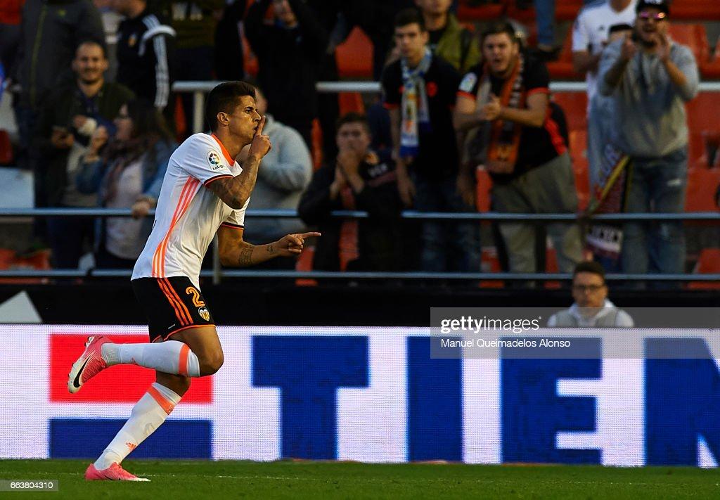 Valencia CF v Deportivo de La Coruna - La Liga : News Photo