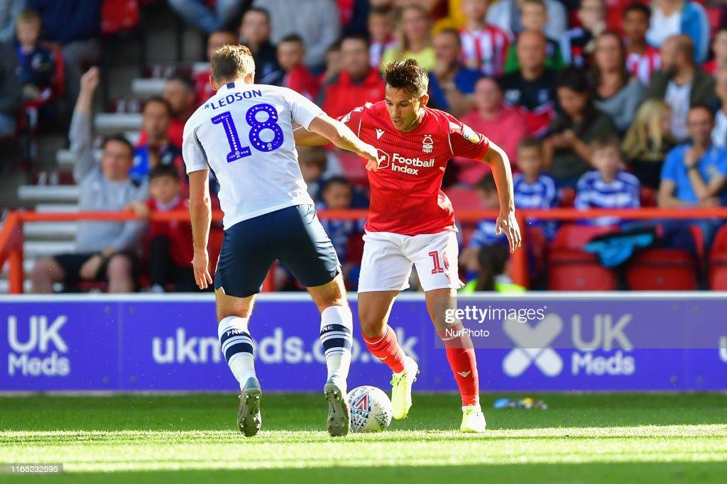 Nottingham Forest v Preston North End - Sky Bet Championship : News Photo
