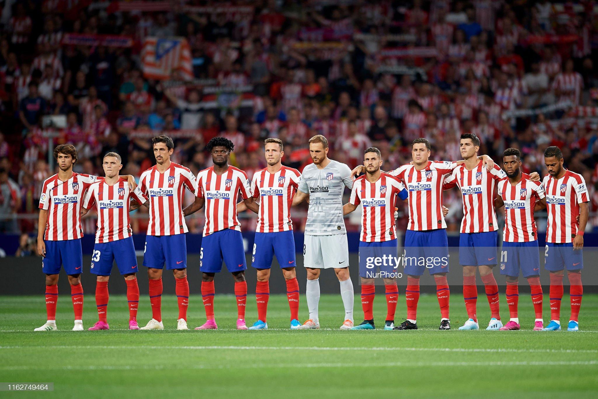 Hilo del Atlético de Madrid Joao-felix-kieran-trippier-stefan-savicthomas-saul-niguez-jan-oblak-picture-id1162749464?s=2048x2048
