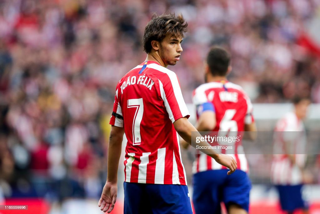 Atletico Madrid v Eibar - La Liga Santander : News Photo