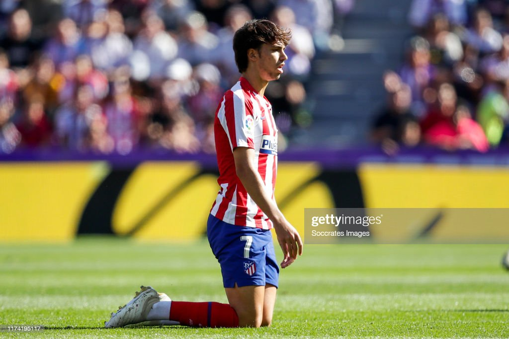 Real Valladolid v Atletico Madrid - La Liga Santander : Photo d'actualité