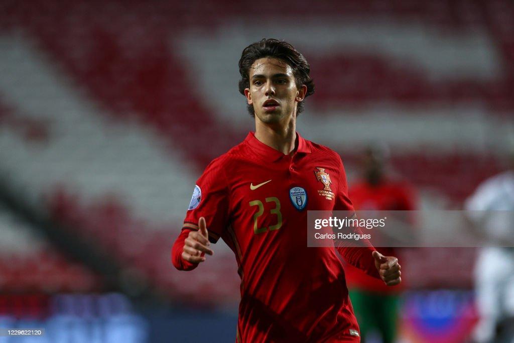 Portugal v France - UEFA Nations League : News Photo