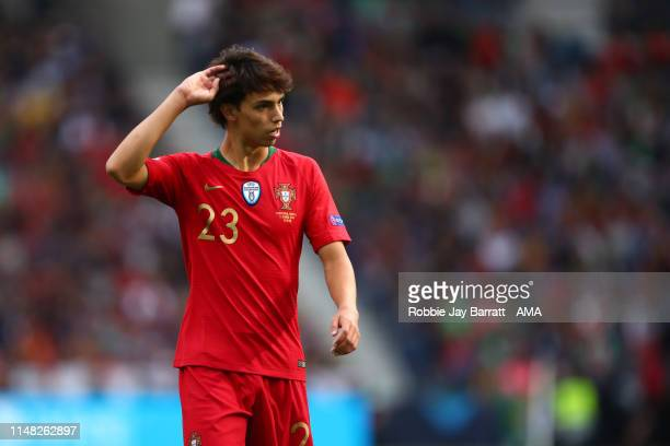 Joao Felix of Portugal during the UEFA Nations League SemiFinal match between Portugal and Switzerland at Estadio do Dragao on June 5 2019 in Porto...