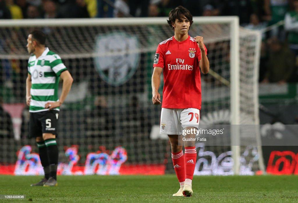 Sporting CP v SL Benfica - Liga NOS : News Photo