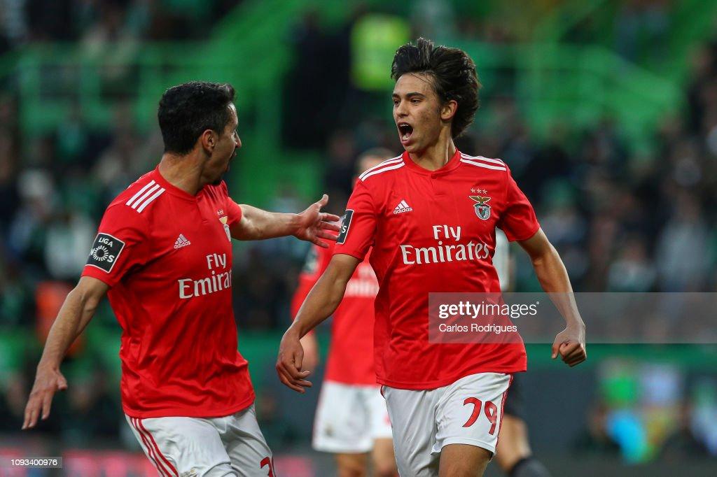 Sporting CP v SL Benfica - Liga NOS : Photo d'actualité