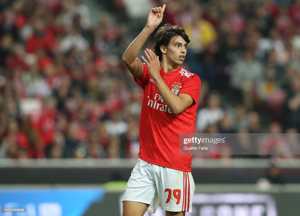 SL Benfica v GD Chaves - Liga NOS : Photo d'actualité