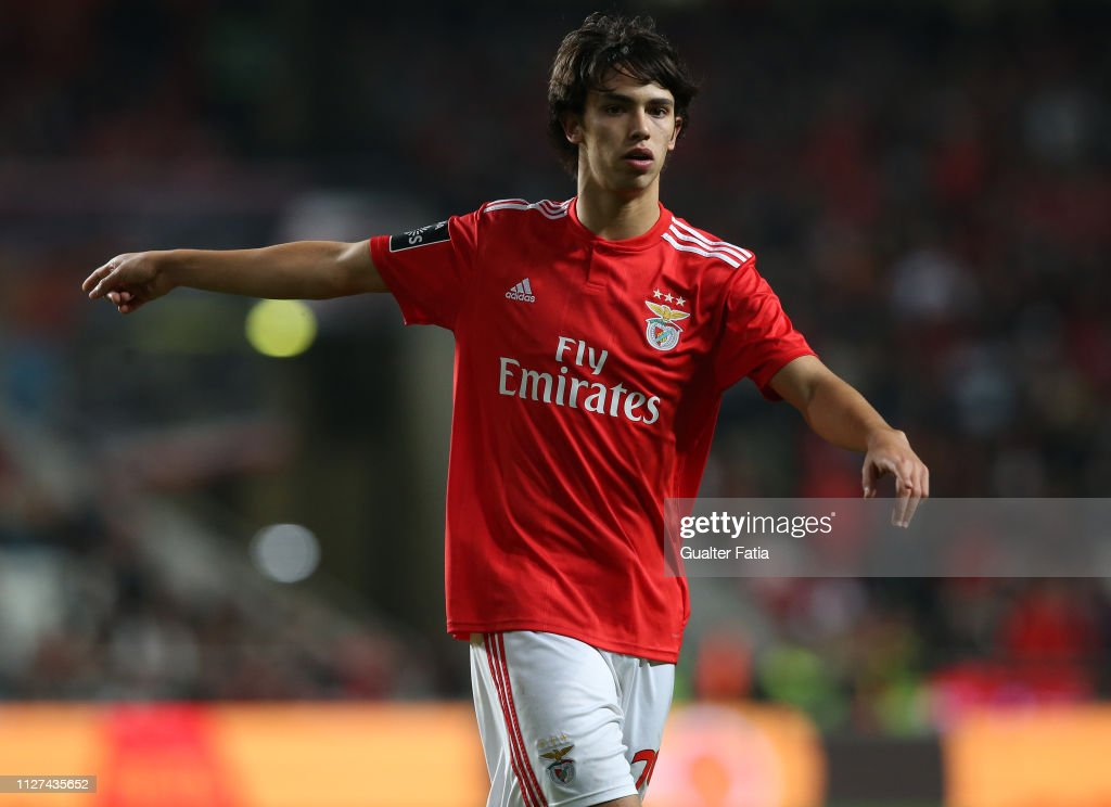 SL Benfica v GD Chaves - Liga NOS : News Photo