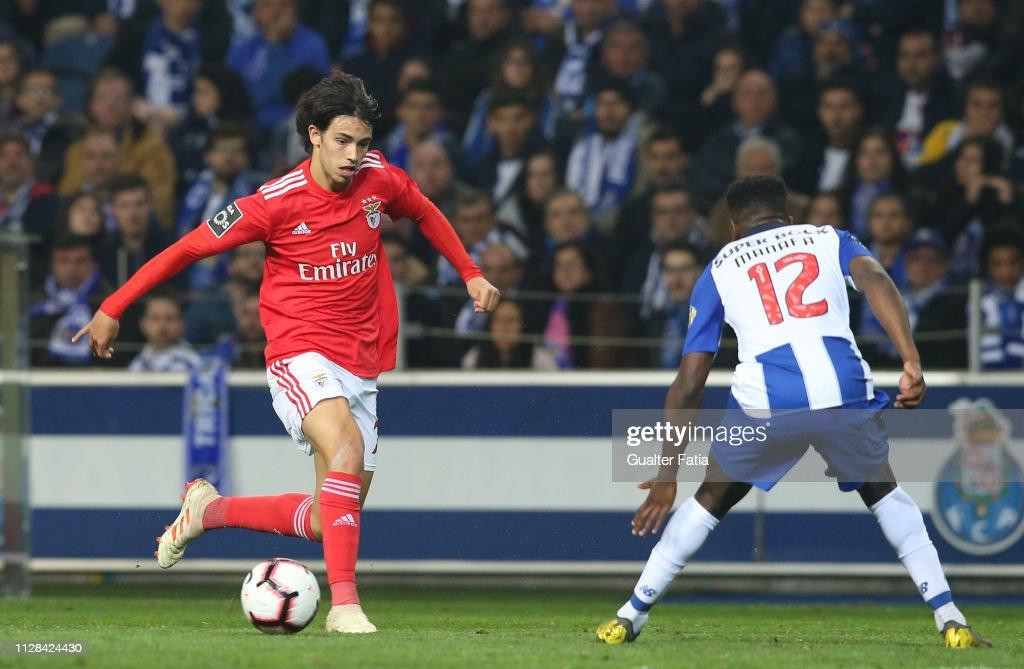 FC Porto v SL Benfica - Liga NOS : News Photo