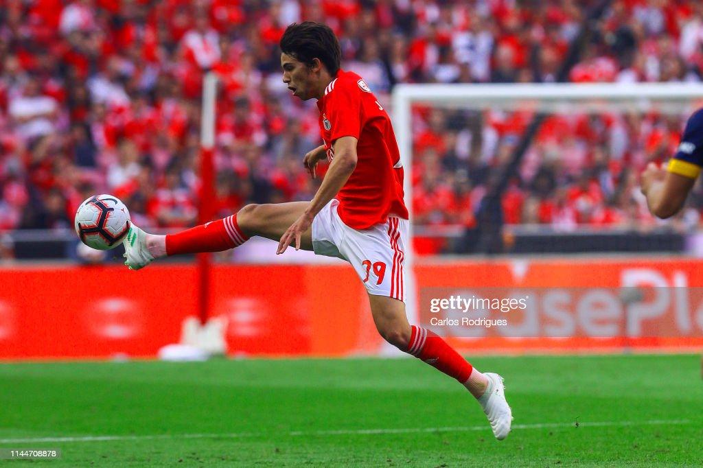 SL Benfica v Santa Clara - Primeira Liga : News Photo