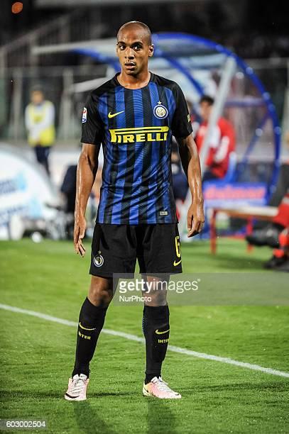 Joao Mario during the Italian Serie A football match Pescara vs SSC Inter on September 11 in Pescara Italy