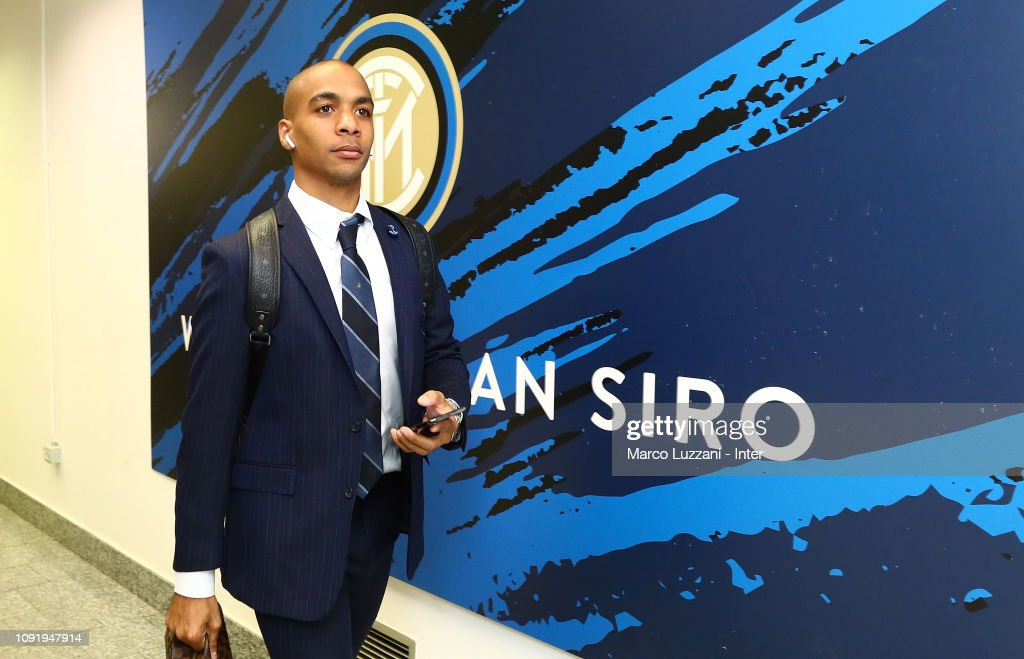 FC Internazionale v SS Lazio- Coppa Italia : News Photo